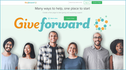 GiveForward – Pioneering Crowdfunding Site Seeks Buyer